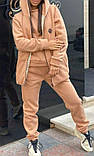 Спортивный костюм теплый 3-ка на флисе (штаны, свитшот и жилетка), фото 2