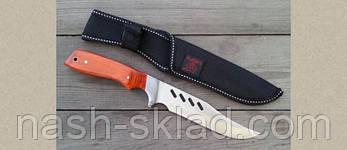 Нож нескладной Columbia  + чехол, фото 2