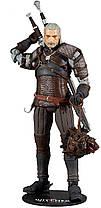 Фигурка Ведьмак Геральт из Ривии 18 см The Witcher Geralt of Rivia 13401-8