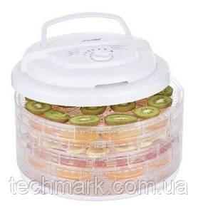 Сушилка электрическая (дегидратор)  для овощей, фруктов, грибов 5 секций Livstar LSU-1422 800 Вт. ТМ