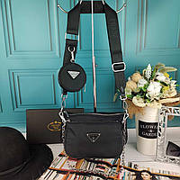 Стильная женская сумка Prada Прада в коробке
