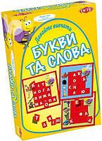 Настільна гра Tactic Давайте вивчати букви та слова (40301)