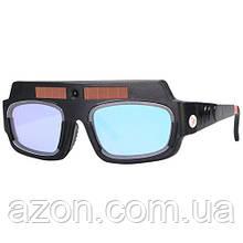 Зварювальні окуляри Хамелеон з автозатемненням для зварювання YZ06