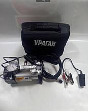 Компресор Ураган 12052 150psi/15Amp/40л/прикур.+ перехід/ автостоп