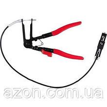 Щипці для хомутів з гнучким кабелем Alloid НУ-4020