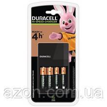Зарядное устройство для аккумуляторов Duracell CEF14 + 2 rechar AA1300mAh + 2 rechar AAA750mAh (5007497 /