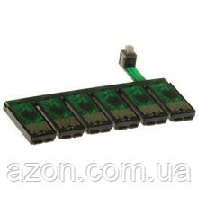 Чип для картриджа СНПЧ EPSON Stylus T50/T59/TX650/TX659/TX700W/TX710W/TX800FW WWM (CH.0242)