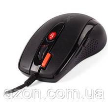 Мышка A4Tech X-710BK black