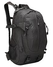 Рюкзак тактичний штурмової Molle Assault A57 чорний, 40 л