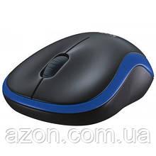 Мышка Logitech M185 blue (910-002239)