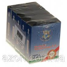 Стрічка до принтерів WWM 13мм х 16м Refill STD Black (л. м.) 5-pack (R13.16SM5)