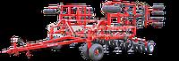 «ALCOR 7,3» - тяжелый универсальный трехрядный культиватор