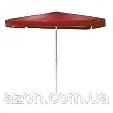 Зонт пляжний 2.0*2.0 м Stenson MH-0044 червоний