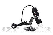 Цифровий USB мікроскоп 500Х, ендоскоп, бороскоп