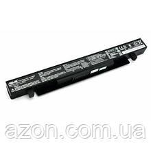 Аккумулятор для ноутбука ASUS X450 A41-X550A, 2950mAh, 4cell, 15V, Li-ion, чорний (A41935)