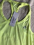 Неонова майка з клімат-контролем adidas hi 5 tank top ladies з бірками, фото 7