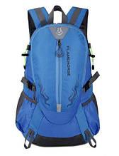 Рюкзак міський xs-0616 синій, 40 л