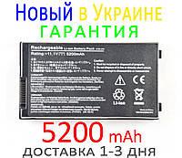 Аккумулятор батарея Asus A8 A M L G Dc E F Fm H