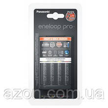 Зарядное устройство для аккумуляторов Panasonic Smart-Quick Charger+Eneloop Pro +4*AA 2500 mAh NI-MH