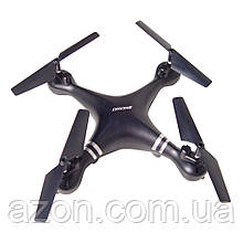 Квадрокоптер S65 з камерою і wi-fi, чорний