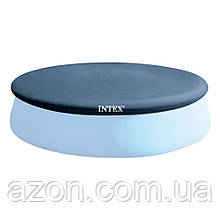 Тент-чохол для надувного басейну Intex 28026, 376 см