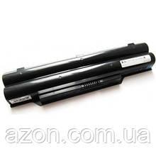 Аккумулятор для ноутбука Fujitsu LifeBookAH532, 5200mAh, 6cell, 10.8 V-Li-ion, чорний AlSoft (A47401)