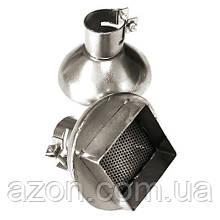 Насадка на термофен для пайки BGA мікросхем 35х35мм