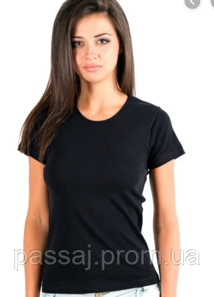 Чорна базова якісна футболка бренд lee cooper з бірками