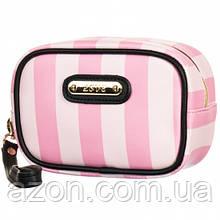 Женская Розовая Косметичка
