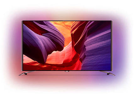 Телевизор Philips 65PUS8601/12 (1800Гц, Ultra HD 4K, Smart, Wi-Fi) , фото 2