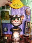 Плакат розвивающий для детей Talking Tom Cat