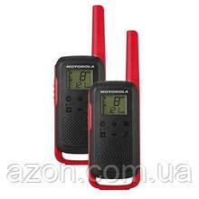 Портативна рація Motorola TALKABOUT T62 Red (5031753007324)