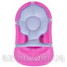 Сиденье для ванны Sevi Bebe гамак для детской ванночки Синий (8692241869014)