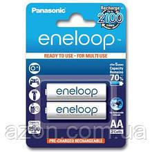 Аккумулятор Panasonic Eneloop AA 1900mAh NI-MH * 2 (BK-3MCCE/2BE)