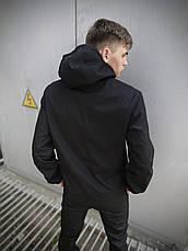 """Размеры S-3XL   Мужская куртка ветровка Intruder Softshell """"Light"""", фото 3"""