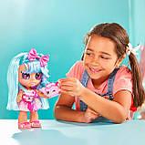 Лялька Moose Кінді Кидс Белла Боу Час друзів Kindi Kids Fun Friends Time Bella Bow (50116), фото 3