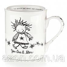 Чашка Ты звезда