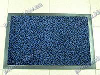 Коврик грязезащитный Гепард, 90х150см., синий