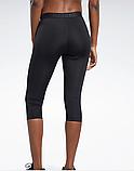 Спортивні чорні короткі жіночі для фітнесу reebok speedwick, фото 2