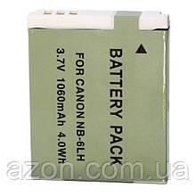 Аккумулятор к фото/видео Extradigital Canon NB-6LH (BDC2445)