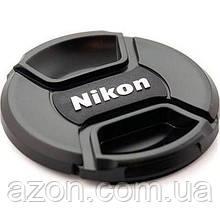 Кришка об'єктива Nikon LC-62 (JAD10301)
