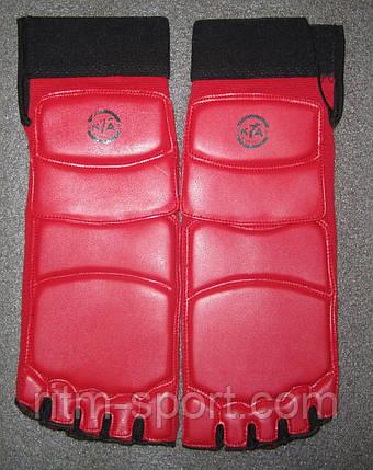 Захист для стопи червона (фути), фото 2