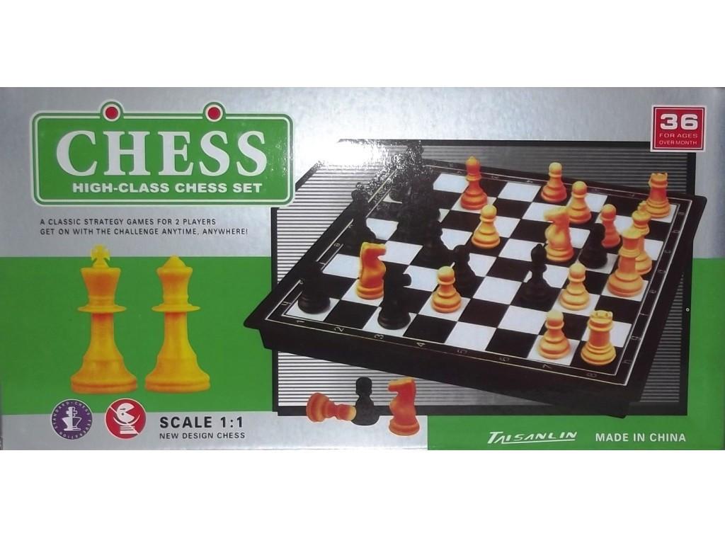Магнитные шахматы I5-30, шахматы на магнитах, игра настольная шахматы магнитные, шахматы подарочные - MegaSmart в Днепре