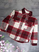 """Рубашка подростковая байковая в клетку на девочку 128-152 см(1цв)""""BOSCO"""" купить недорого от прямого поставщика"""