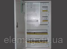 Шкаф под электронный  счетчик + 36 автоматов врезной