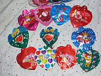 Сердечки - самонадувалки