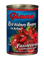 Квасоля червона Giana Red ridney квасоля 400 г Чехія