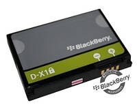 Аккумулятор для BlackBerry Curve 8900 (D-X1)