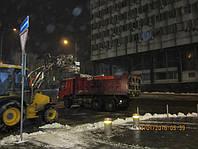 Машинная уборка снега, фото 1