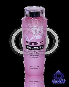 Тонер для лица Rose Water Glowing Brightening Moisturizing Re-hydtating Comforting Toner 450мл